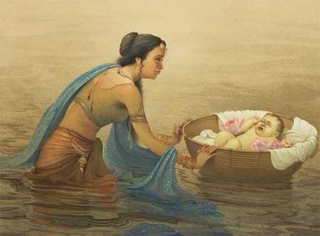 Birth Of Karna In The Mahabharata - Son Of Kunti And Surya