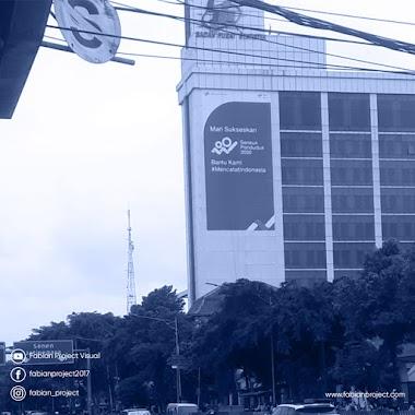 Branding Gedung  | BPS Jakarta