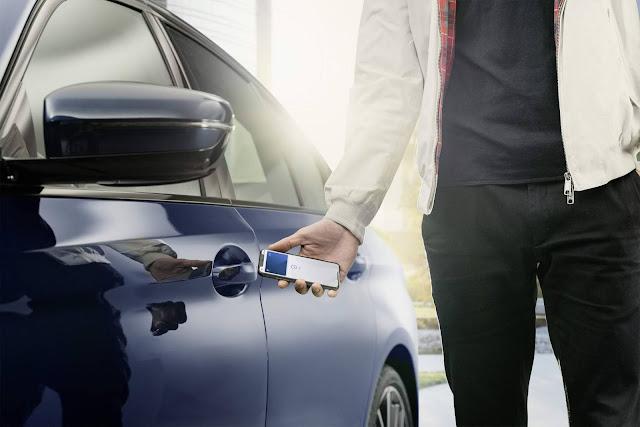 Todos modelos BMW terão suporte a Digital Key da Apple