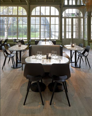 Green Pear Diaries, interiorismo, interior design, De Plantage Cafe and Restaurant, Amsterdam