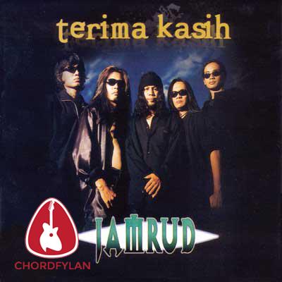 Lirik dan Chord Kunci Gitar Terima Kasih - Jamrud
