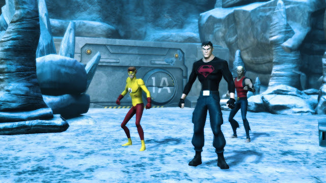 Young Justice Legacy - Xbox 360 - Multi5 - Captura 2