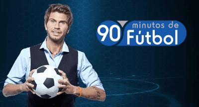 90 minutos de fútbol