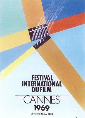 1969 cannes film festival poster