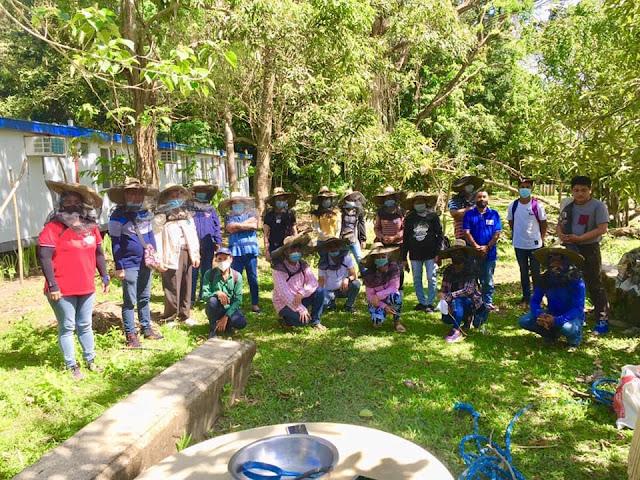 Seminar workshop on SBMU para sa mga magsasaka sa lungsod, isinagawa