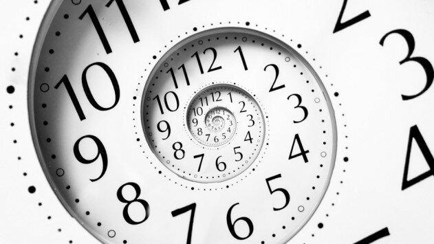 Zamanın Hızlı Geçmesi Durumu