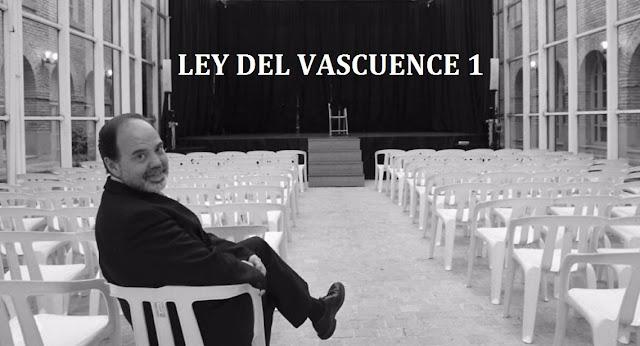 Joaquín Pascal: Ley del Vascuence (1)