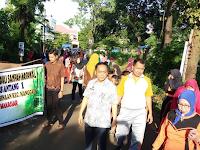 Peringati HPSN , ini yang dilakukan Kadis Pendidikan Kota Makassar dan jajarannya