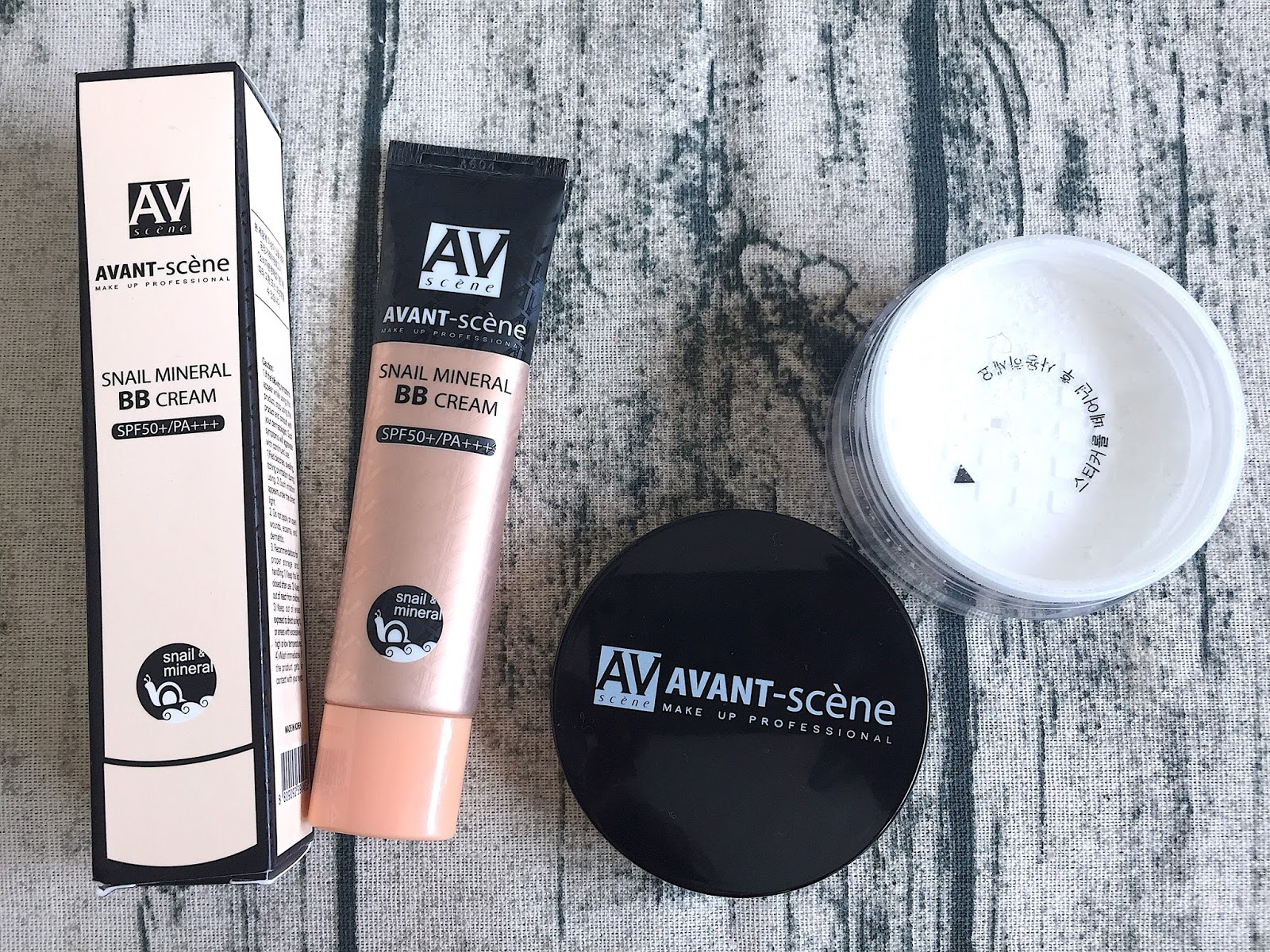 Makeup Secret: 韓國化妝師指定選用的化妝品牌「AVANT-scéne」