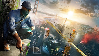 Watch Dogs PC Background