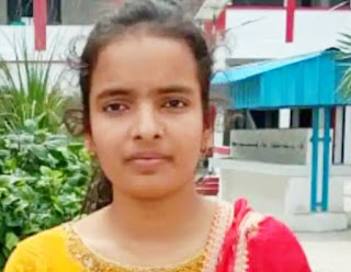 Akansha said by getting fifth place in UP- will become a doctor