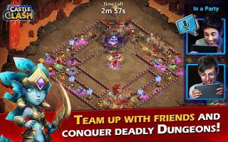 Castle Clash Age of Legends Mod Apk Unlimited Gems