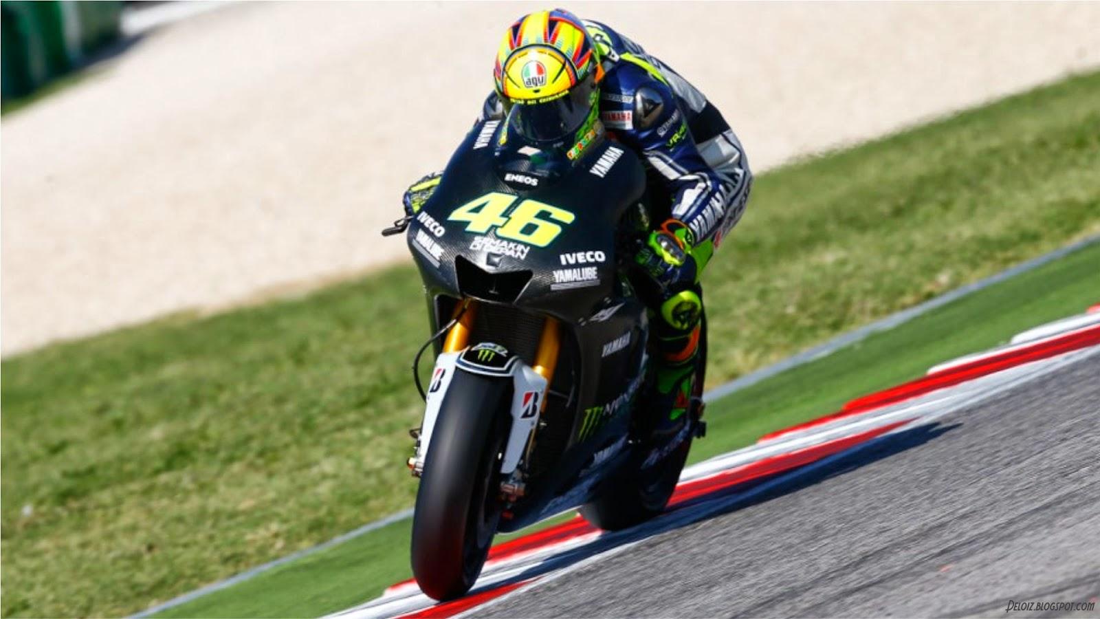 Wallpaper Atau DP BBM Pembalap Kelas Utama MotoGP 2015 Khusus
