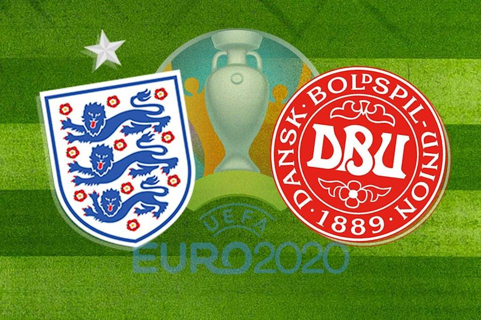 مباراة انجلترا والدنمارك اليوم