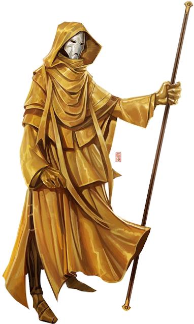 Imagem do Rei Amarelo