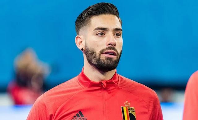 Belgium player of the year photo