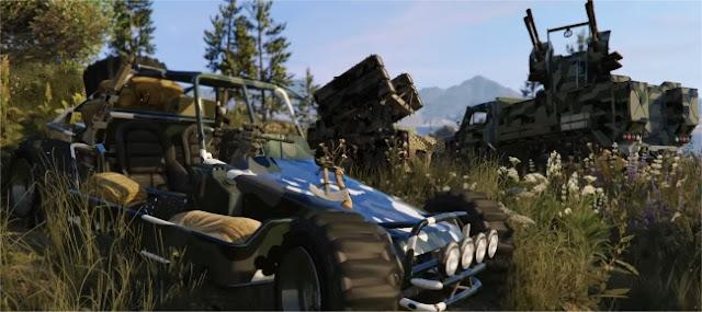 GTA 5 Gunrunning Vehicle
