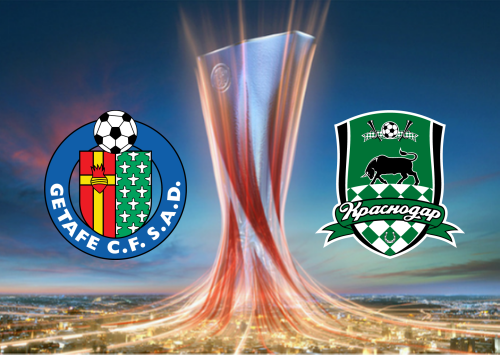 Getafe vs Krasnodar -Highlights 12 December 2019