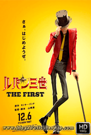 Lupin III: The First [1080p] [Latino-Japones] [MEGA]