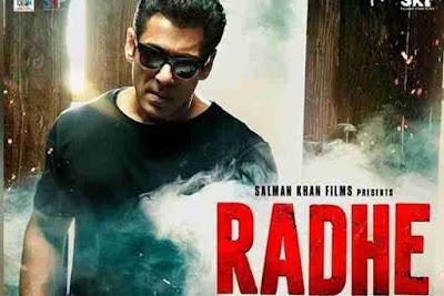 Radhe Movie 2021 Copyright sold To Zee Studios in 230 Crore