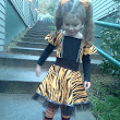 Tiger Lily Princess dress
