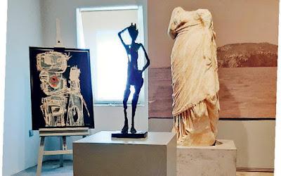 «Αθέατοι κόσμοι» τέχνης στην Κίμωλο