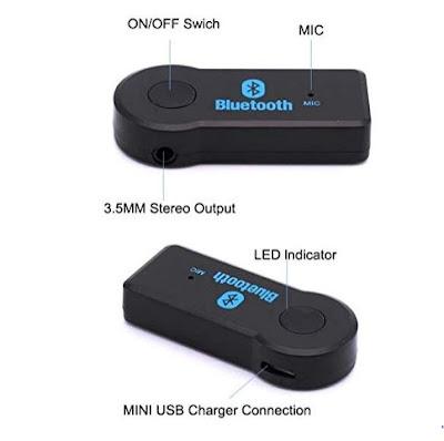 Fedus v4.1 Car Bluetooth Device