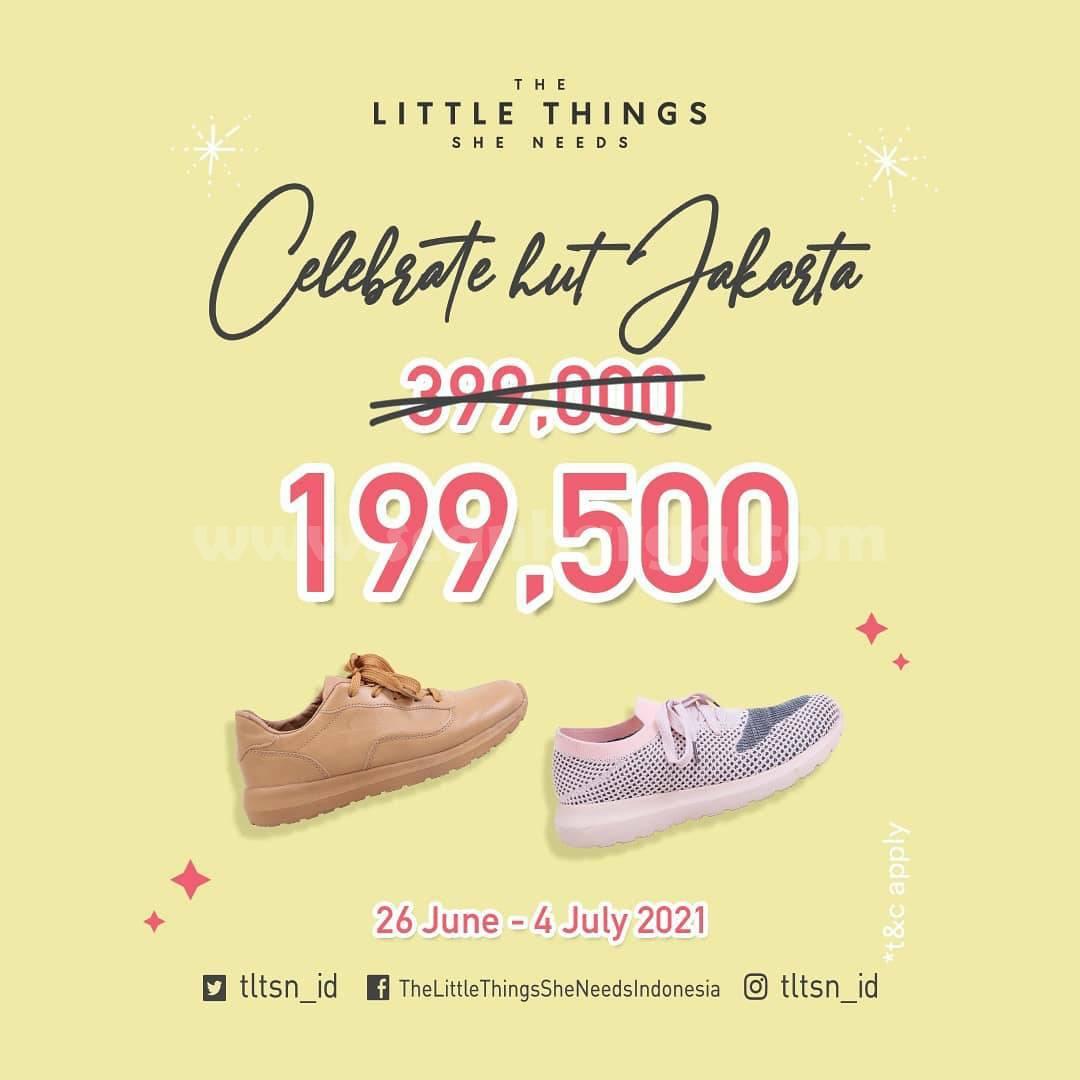 Promo The Little Things She Needs Celebrate HUT Jakarta