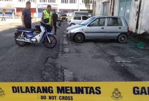 PELAJAR DITEMUI MATI DALAM KERETA : POLIS PERCAYA TIADA UNSUR JENAYAH