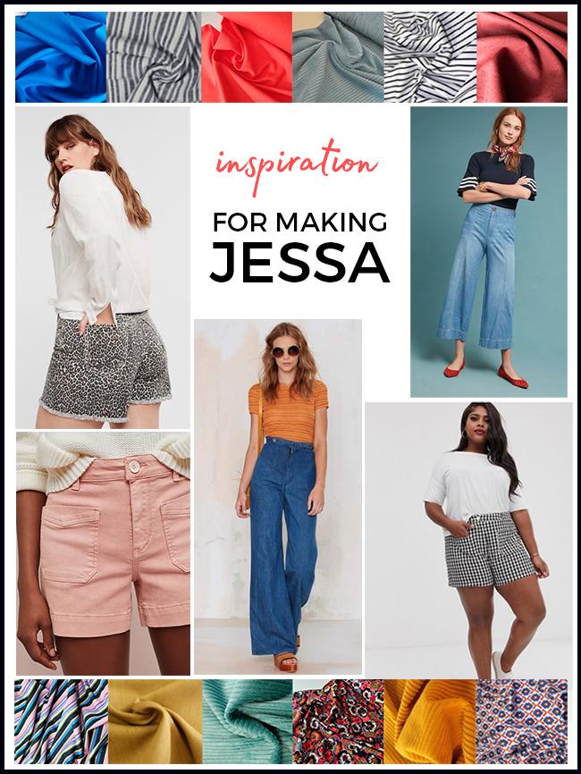 Inspiration for making Jessa