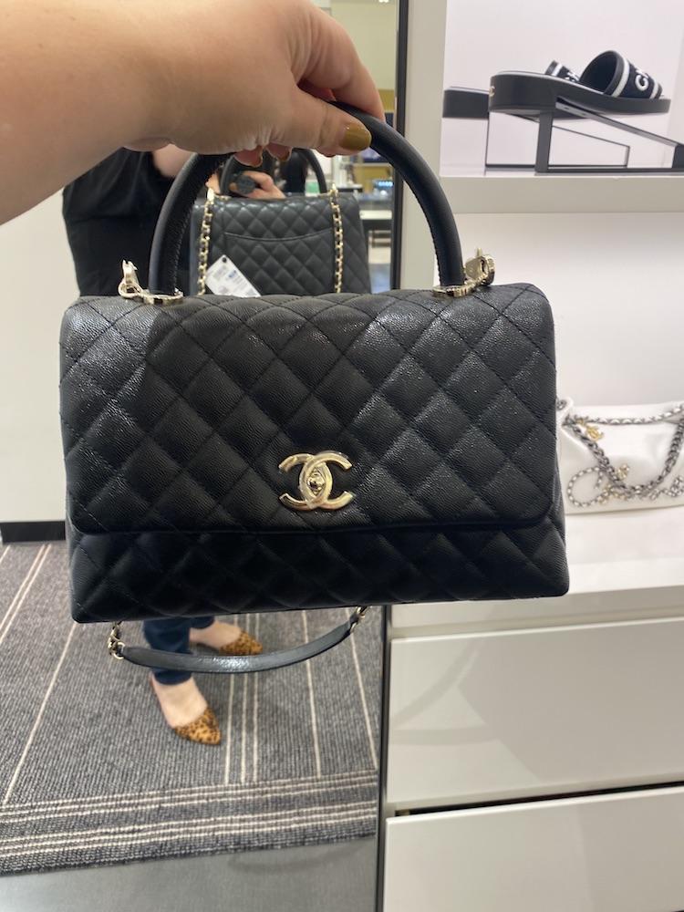 Coco Handle Chanel Bolso