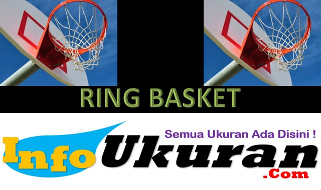 ukuran ring basket