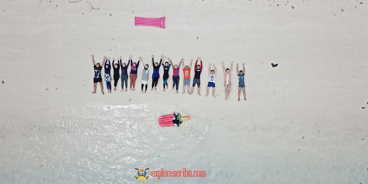 spot snorkeling terbaik di ujung kulon