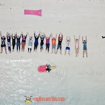 aktivitas wisata pantai di pulau peucang ujung kulon