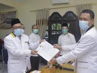 Amsal Nasution, B.Eng Pimpin DPD PKS Kota Medan Periode 2015-2020
