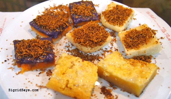 Tita Beth's Pancit Malabon Haus - Bacolod restaurant - best desserts in Bacolod - Bacolod desserts - Bacolod cafes - Bacolod restaurants - Bacolod bloggerbest desserts in Bacolod - Bacolod desserts - Bacolod cafes - Bacolod restaurants - Bacolod blogger