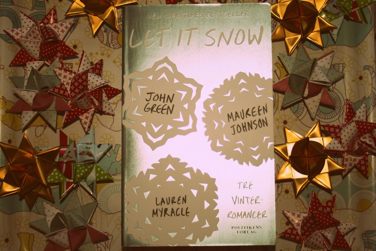 Let it Snow af John Green