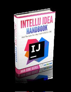 Emanuel Goette, alias Crespo: IntelliJ IDEA Handbook Gratis!!