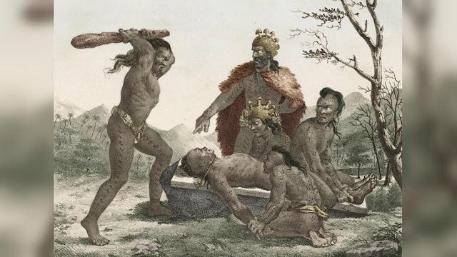 5 Ritual Mengerikan Peminta Tumbal Manusia, Ada di Indonesia Juga
