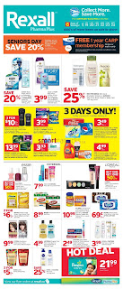 Rexall Weekly Flyer January 19 – 24, 2018