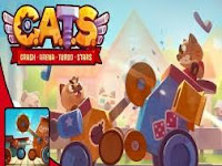 CATS: Crash Arena Turbo Stars Mod Apk Terbaru 2017  v2.0 (Unlimited Coin)