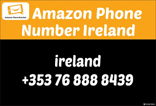 Amazon Phone Number Ireland