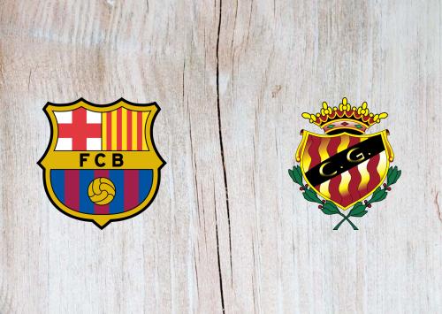 Barcelona vs Gimnàstic Tarragona -Highlights 12 September 2020