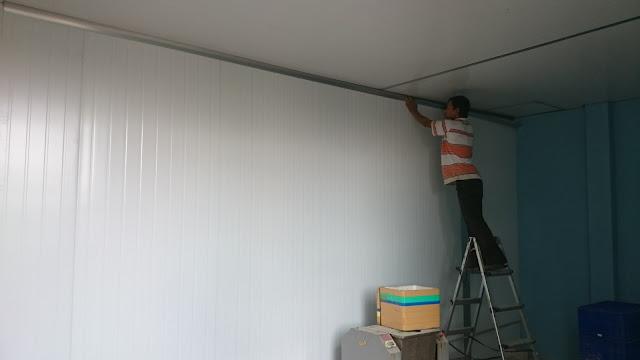 Thi công phòng sạch panel