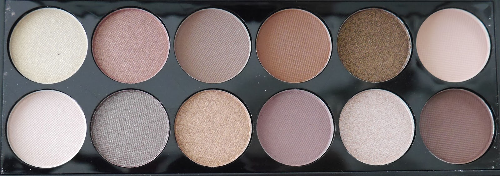 Sleek, eyeshadow, makeup, eyeshadow palettes, drugstore