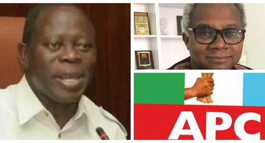 Buhari's Friend & DG of VON, Osita Okechukwu hits Oshiomhole