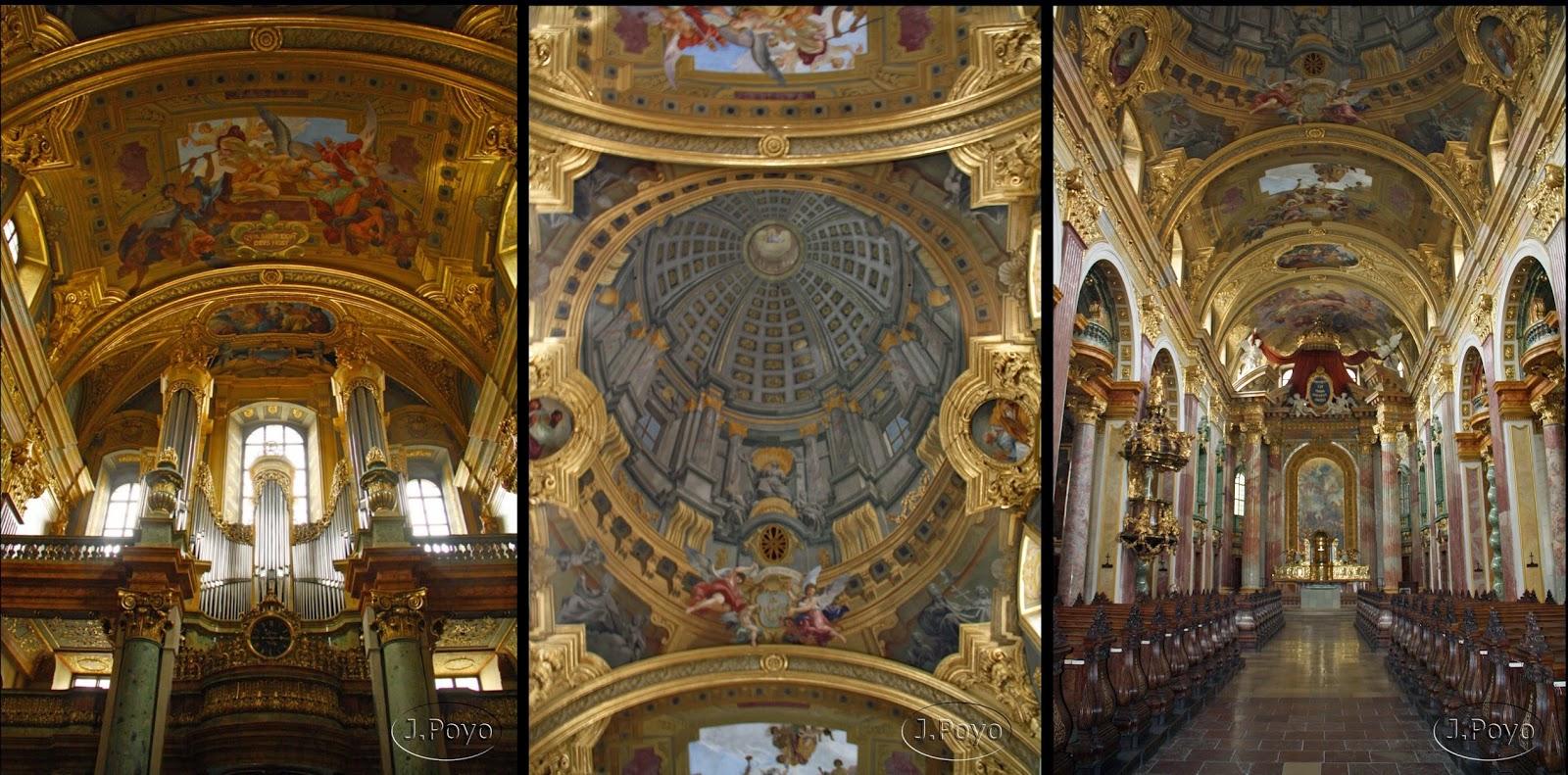 Iglesia jesuita Jesuitenkirche de Viena
