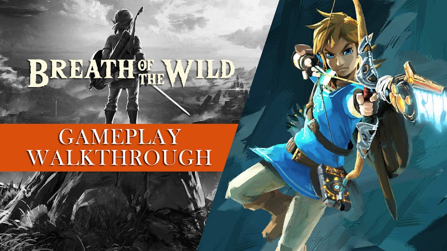 legend of zelda breath of the wild twitch chat playthrough nintendo stream