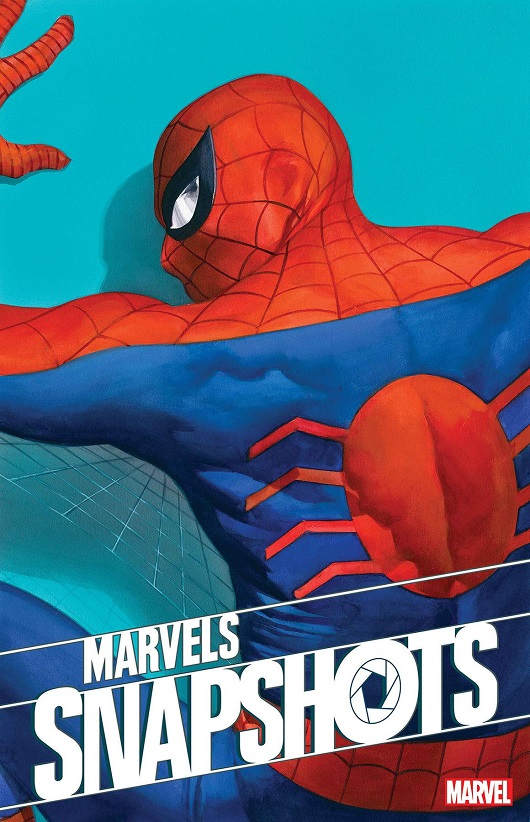 Cover of Spider-Man Marvels Snapshot #1