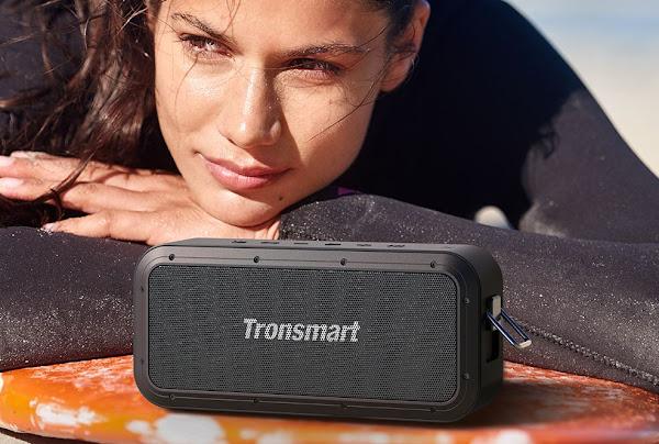 Tronsmart Force Pro a grande preço em Espanha - Promoção limitada